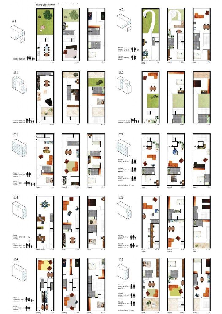 Flexible Housing in Liège – The Room That Was Always There by STAR Team: Beatriz Ramo, Jean-Vianney Deleersnyder, Jordi Milà, Albert Perez