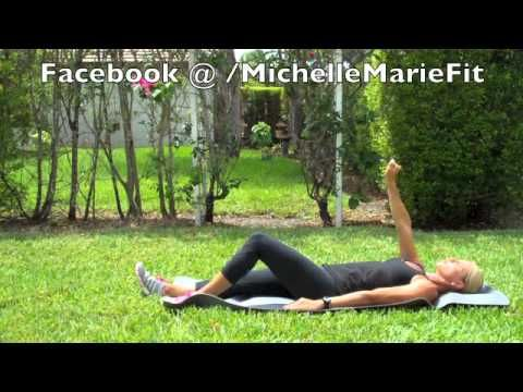 This Workout is To Get Rid Of The Pooch.  You know that belly fat that is so hard to get rid of. You seem to be able to lose weight but you still have this little pooch. These 3 #abs and #core #exercises are great to tone the abs, reduce the waistline and strengthen the abdomen.  You don't need any equipment.  Great workout for postpartum women and busy moms who need to tone the belly.