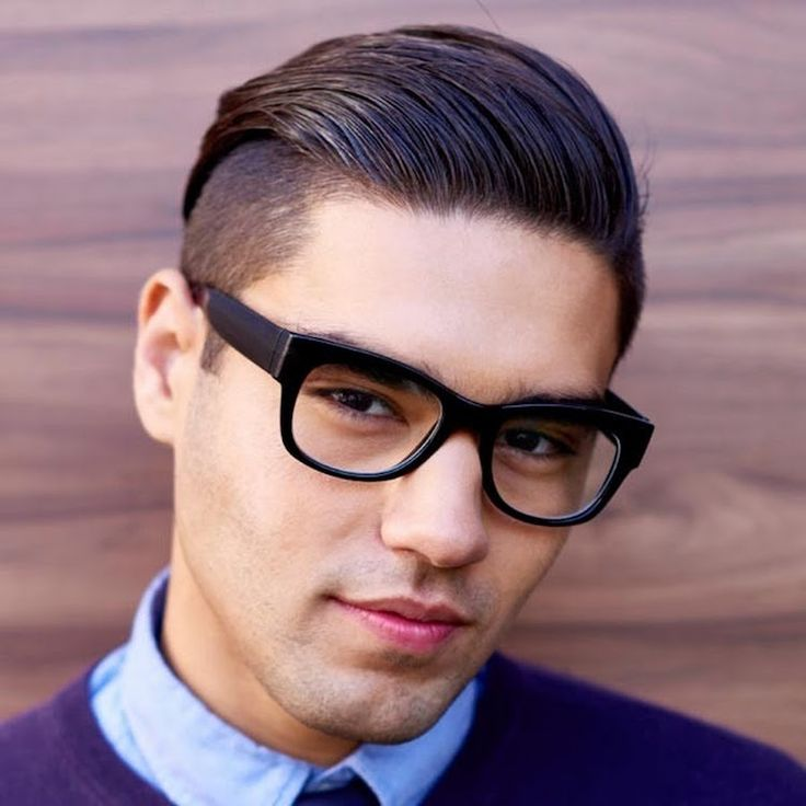 coupe retro homme slick back fade undercut #homme #hairstyle