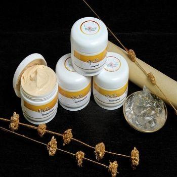 Nature's Glow Herbals Gold Facial Kit