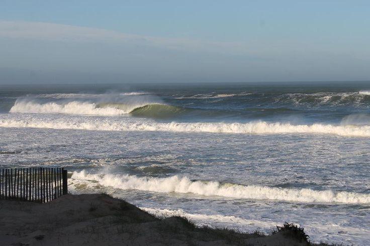 Surf report Vieux Boucau du 06/02/2014 à 9H45, conditions de surf Vieux Boucau