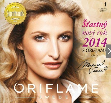 E-shop Oriflame cz