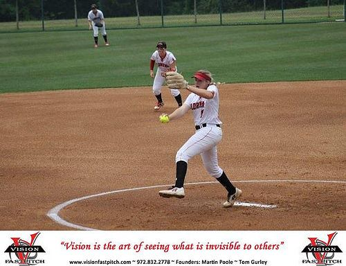 https://flic.kr/p/Vb8d3a | Rachel Williams, Tarleton State Commit, was named 2017 District 17 4A MVP. Rachel plays for 18U Vision Elite coached by Mark Murphree.