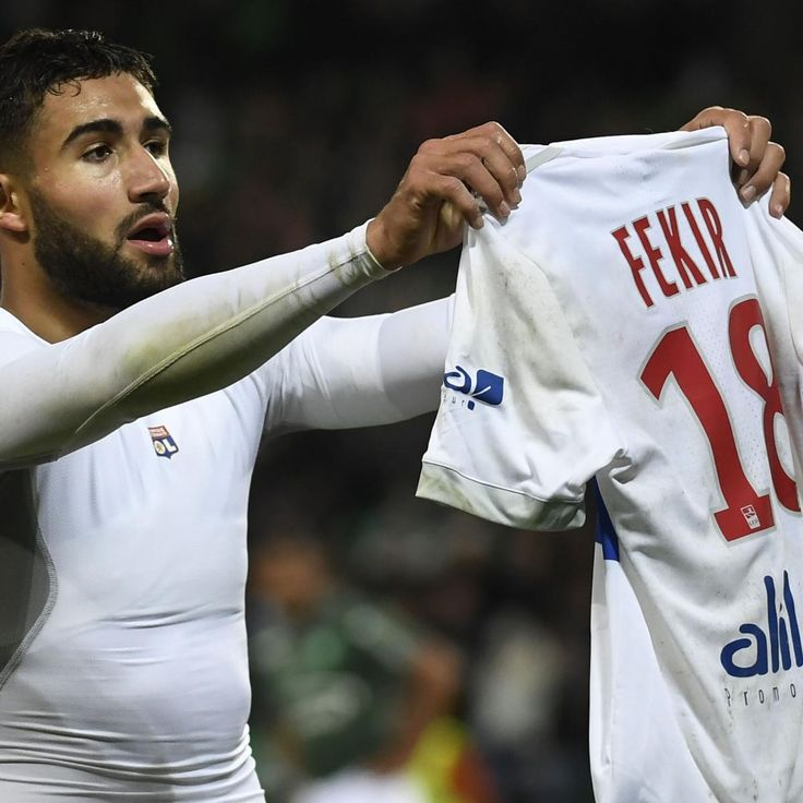Arsenal Transfer News: £60M Deal for Nabil Fekir Reportedly 'Almost Done'
