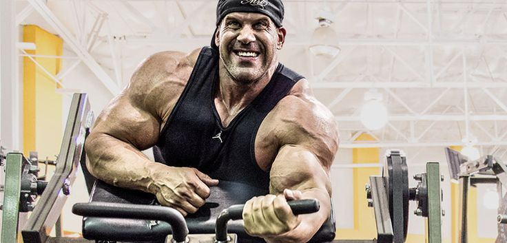Living Large: Jay Cutler's 8-Week Mass-Building Trainer - Eat Large