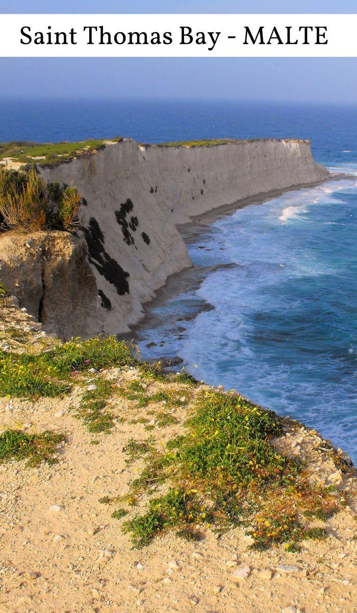 Saint Thomas Bay à Malte