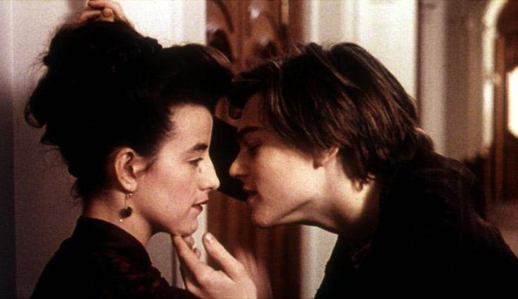 TOTAL ECLIPSE, Romane Bohringer, Leonardo Di Caprio, 1995