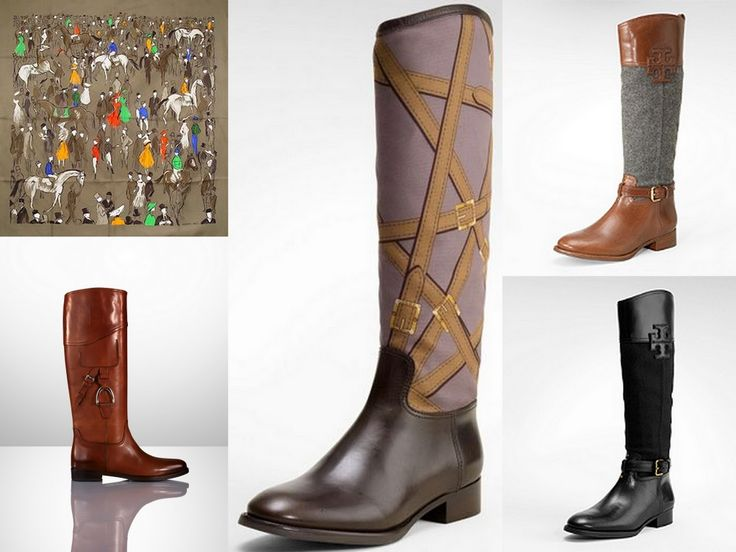 Dovecote Decor: Fashion and Decor Boldly Collide - Equestrian Style endures