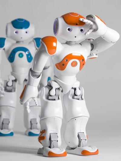 Le robot Nao au service de l'éducation des enfants autistes