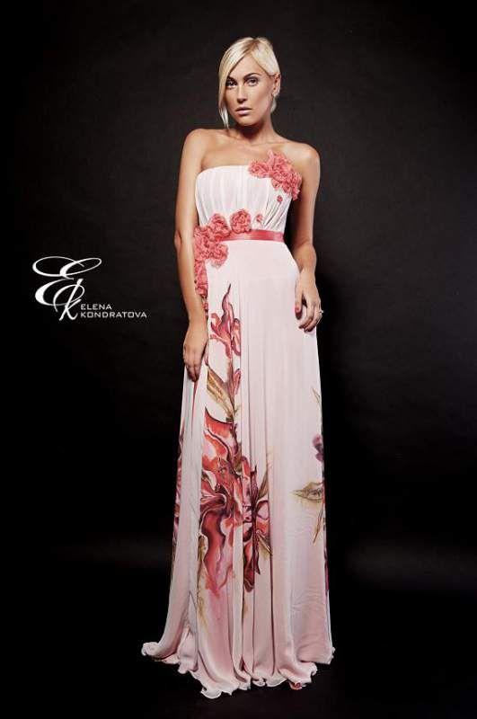 Вечерние платья от ведущих дизайнерских домов для Вашего салона