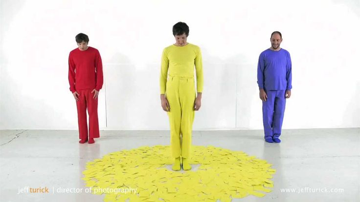 """OK Go - """"Primary Colors"""" 