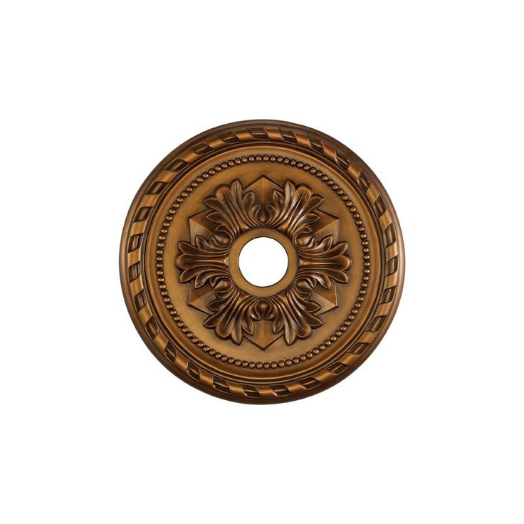 """ELK Lighting M1005 22"""" Ceiling Medallion from the Corinthian Collection Antique Bronze Accessory Ceiling Medallions Ceiling Medallions"""