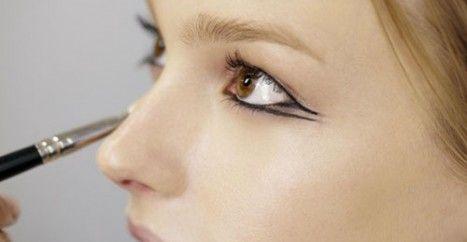 Hot or Not: Dubbele eyeliner