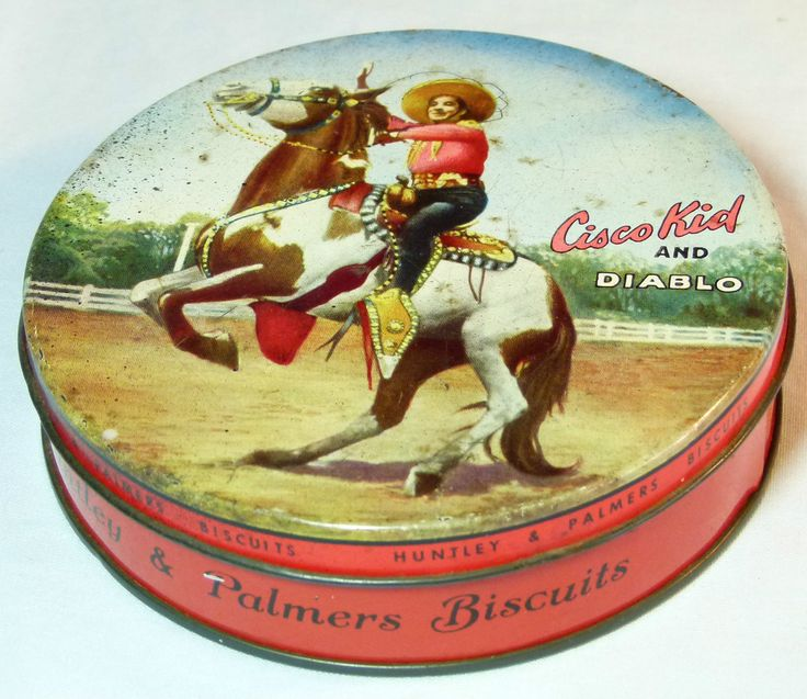 Huntley Palmers Dundee Cake Tin