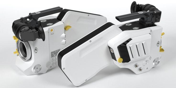 Yolk Y2 digital camera by YOLK GmbH