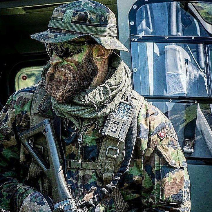 тактическая борода картинки