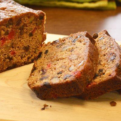 The best fruit cake ever! Nonny's Fruitcake | Land O'Lakes