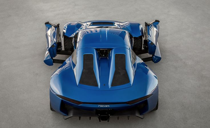 The Crazy Doors On The Rezvani Beast Are The First Truly New Door Design In Over 40 Years
