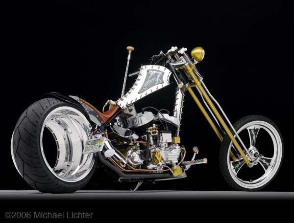 Billy Lane Choppers #rides #chopper