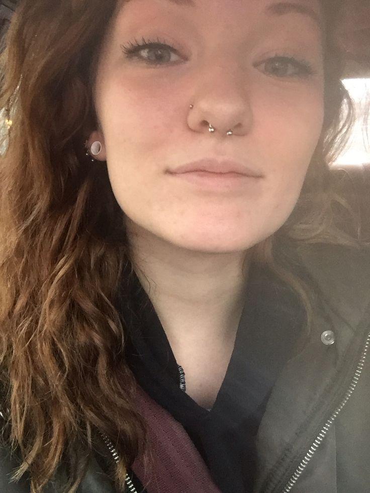 Septum Piercing Nose