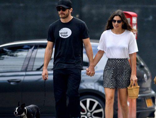 Jake Gyllenhaal cazado con su nueva novia Alyssa Miller ~ ActorsZone