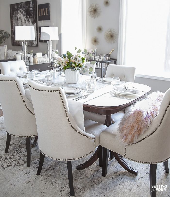 How To Update Dining Room Furniture Dining Room Decor