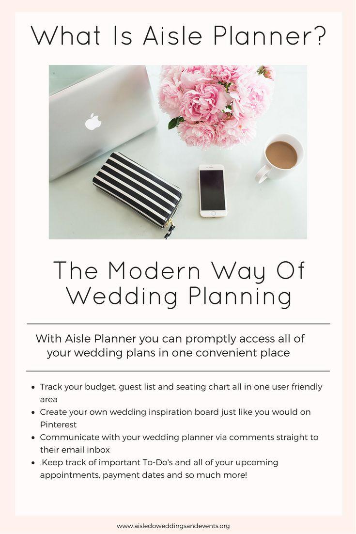 Aisle Planner - Wedding Planning Software - The Modern Way Of Wedding Planning