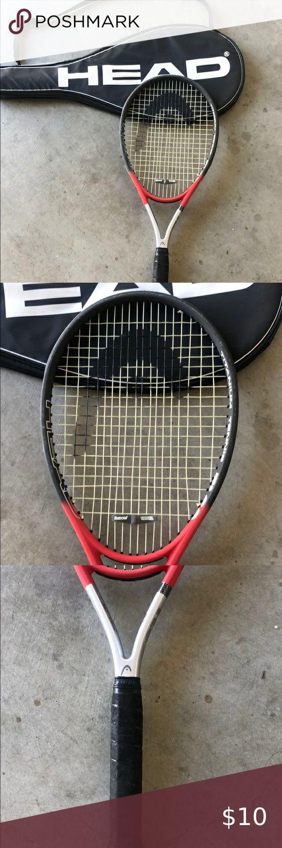 HEAD tennis racket   Head tennis racket, Head tennis
