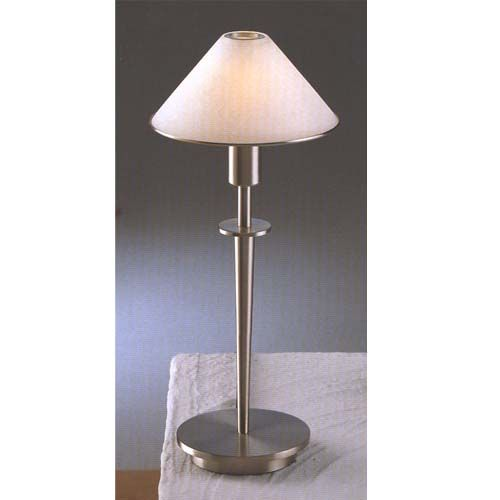 holtkotter shaded mini table lamp