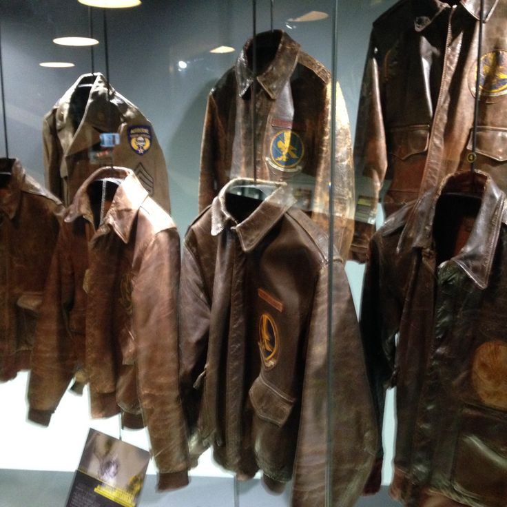 A2 Flight Jackets Of The 506th 101st Ab Dead Man S