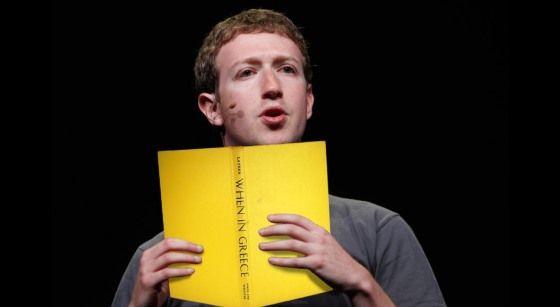 22 книжные рекомендации от Марка Цукерберга