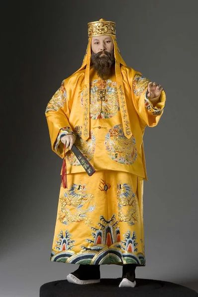 """Hong Xiuquan (洪秀全) - The self-appointed leader of the Taiping movement, who declared himself the """"brother"""" of Jesus."""