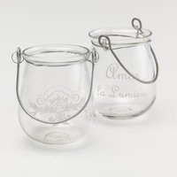 Hanging Votives hanging votive candle holders set of 2 - Lifestyle Home and Living