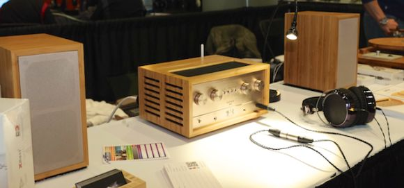 iFi Micro soak entry-level system in Retro vibe at RMAF '14