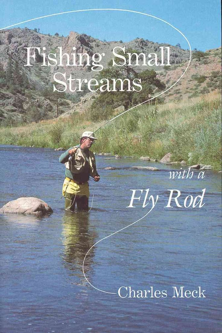 In this long-awaited book, master fly-fisherman Charles Meck explains everything you need to know about the special techniques of fly-fishing small streams, including:Finding and rating productive str