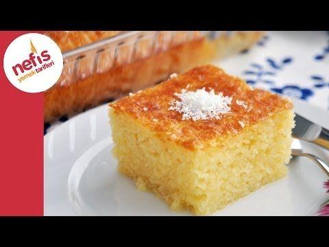 Yoğurt Tatlısı Tarifi | Nefis Yemek Tarifleri - YouTube