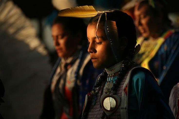 Aaron Huey Photography - Lakota woman
