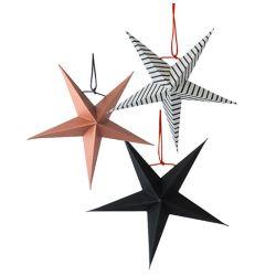 shabby-style.de, Aspegren Anhänger, Sterne Set