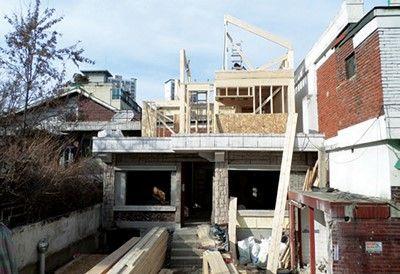 서울 도심, 43년 차 집 증축하기 이미지 5