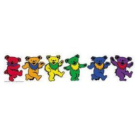 """The Grateful Dead--""""Dancing Bears"""""""