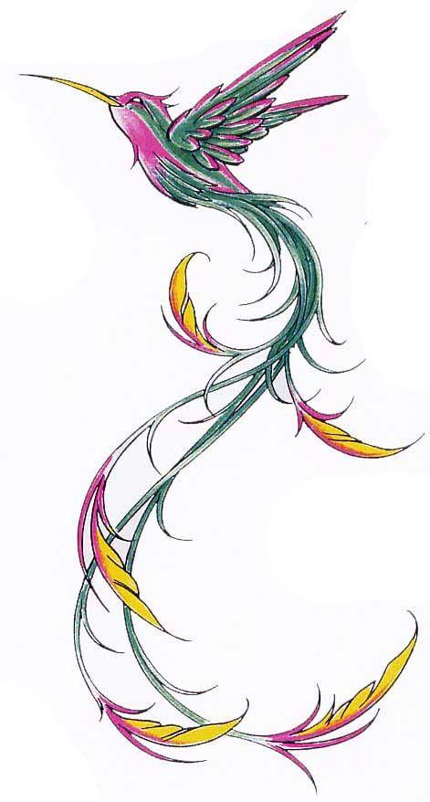 Terrific Bird Tattoo Design | Tattoobite.com
