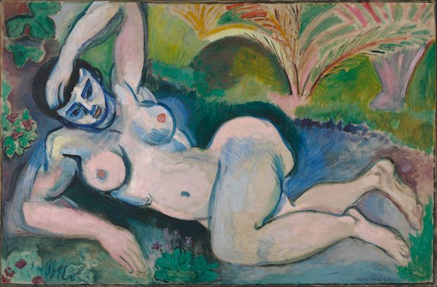 Henri Matisse, Blue Nude, 1907, Baltimore Museum of Art, Baltimore, Maryland, United States