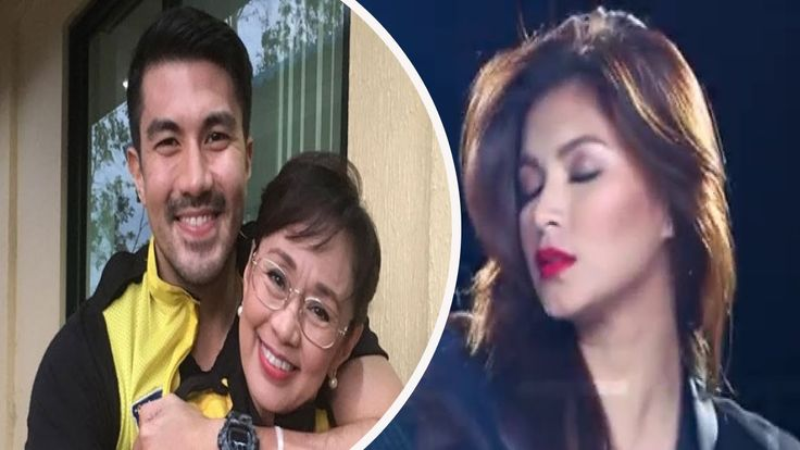 Angel Locsin Mentioned Ex-Boyfriend Luis Manzano's Mom Vilma Santos On S...