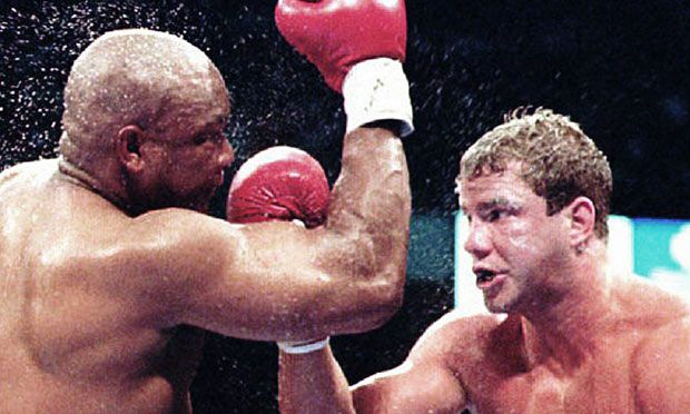 Tommy Morrison (Jan 2, 1969 - Sept, 1, 2013) has died at age 44.