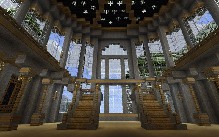 The Minecraft Castle                                                       …