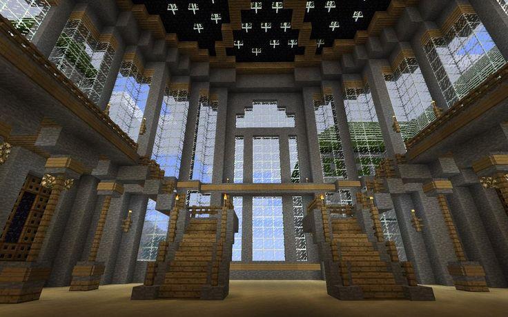The Minecraft Castle     Castle inner   Pinterest   The o jays  Minecraft  and Interiors. The Minecraft Castle     Castle inner   Pinterest   The o jays
