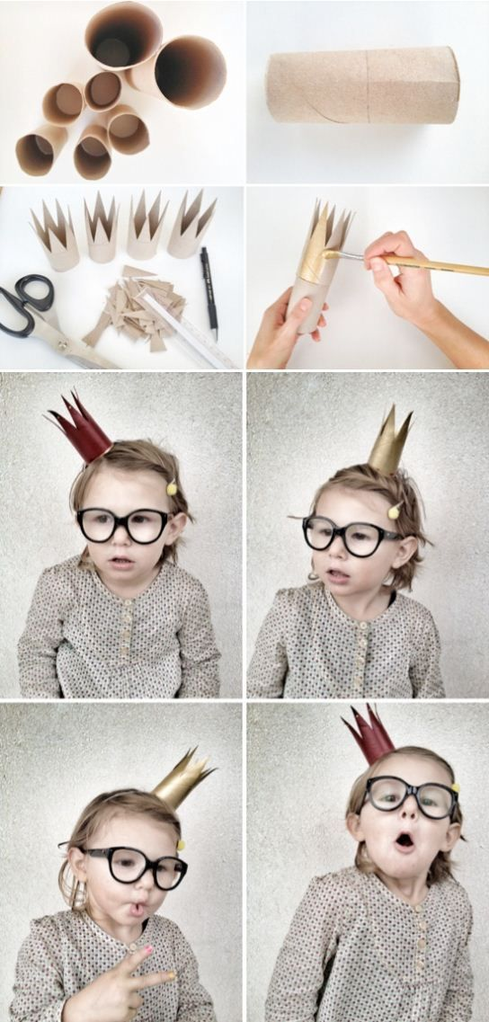 DIY :: little crown