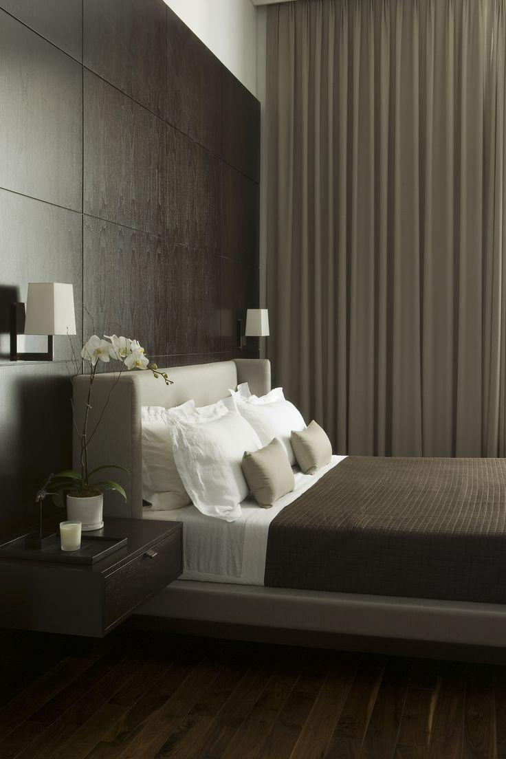 bedroom - relaxing mood palette