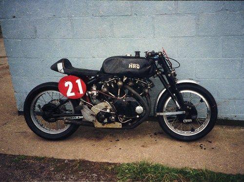 21: Vincent Of Onofrio, Bike, Cafe Racers Motorcycles, Vincent Hrd, Cafe Racermotorcycl, Cafe K-Cup, Hrd Motorcycles, Black Shadows, Hot Wheels