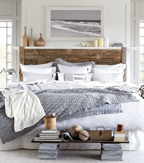Coastal Beach Gray Bedroom Ideas: Http://www.completely Coastal. Part 79